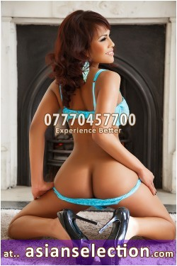 Best reviewed Rebecca (aka Jessica) escorts Asian London